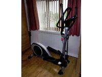 Crane Power X8 Cross Trainer and manual