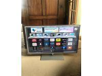 "Amazing 40"" PANASONIC Smart Viera TV - energy efficient"