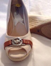Michael Kors ladies shoes UK 7.5 £60 NEW