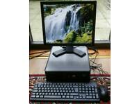 WiFi ready pc 8gb ram Dell Core 2 Duo 2x 3.00ghz 1TB hdd hdmi