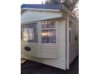 Willerby Salisbury Static Caravan For Sale Off Site
