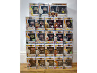 FUNKO POP WALKING DEAD Zombie MEGA COLLECTION: EVERY WALKER VARIANT inc ALL US STICKERED EXCLUSIVES!