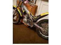 Gas gas txt pro 125cc trails bike