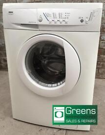 Reconditioned Zanussi washing machine with guarantee, FREE delivery, fitting and take old away SoT