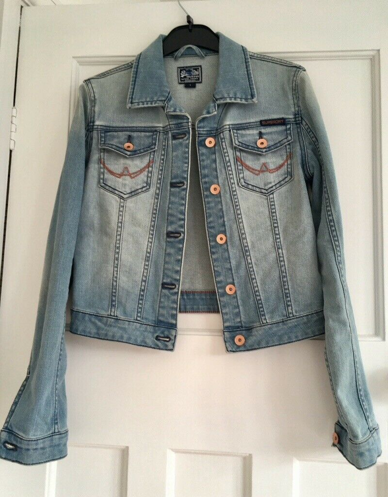 newest selection classic cute cheap Womens Denim Jacket from Superdry | in Gloucester, Gloucestershire | Gumtree