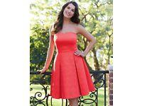 Peach Dress for Sale