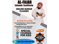 Learning Quran 24/7