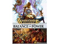 Age Of Sigmar - The Realmgate Wars Balance Of Power