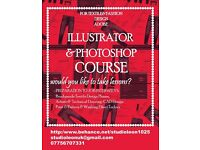 Adobe Illustrator & Photoshop Lessons for Fashion Designers English / Turkish