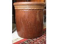 Indoor/Outdoor Clay Plant Pot