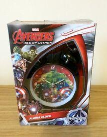 Marvel Avengers Age of Ultron Alarm Clock