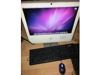 Apple iMac 5.2 - Bargain - Full Set Up 17inch