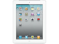 iPad 3 WiFi Only 32 GB White: Refurbished, In Excellent Condition, Charging Accessories Included