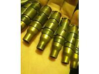 Bullet belt - spent bullets