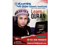 Now Learn Quran with Tajweed by qualified Teachers