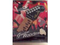 Tomy Guitar Rockstar game -brand new and boxed