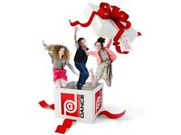 The Gift of Dance for Christmas