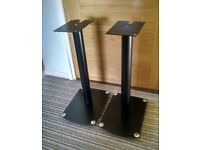 PIXEL T80 SPEAKER STANDS - EXCELLENT CONDITION
