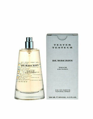 BURBERRY TOUCH PERFUME 3.3 oz EDP for WOMEN AUTHENTIC SPRAY NEW TESTER BOX