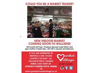 Market Village Wallsend: New Traders Wanted!