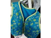 Child's swimming vest