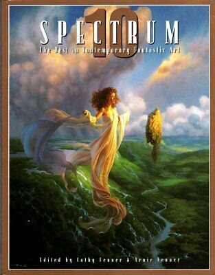 Spectrum 10 : The Best in Contemporary Fantastic Art Science Fiction (Best Contemporary Science Fiction)