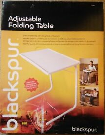 Adjusting table