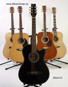 Acoustic Guitar for beginners, students, children brand new iMusic12 guitare