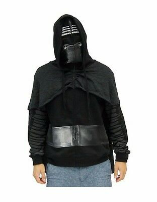 Star Wars I Am Kylo Ren Costume Zip Up Hoodie - Star Wars Costume Hoodie