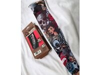 TATTOO SLEEVE - INSTANT AND REALISTIC IDEAL FOR FANCY DRESS DANCE LOOKING HARD - BRAND NEW BOXED