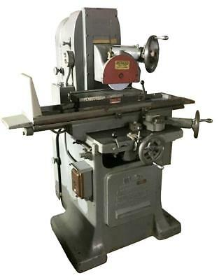 Gallmyer Livingston Co. No. 25 Surface Grinder W 6 X 18 Magnetic Chuck