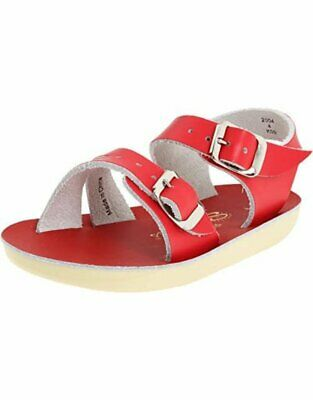 Sun-san Sea-Wee sandals for summer RED