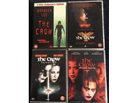 The Crow 1-4