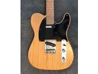 Fender Telecaster Lite Ash - Seymour Duncans/Birdseye Maple Neck