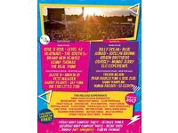 1 Weekend Reload Ticket £30
