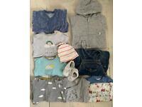 Newborn / 0-3 months baby clothes bundle.