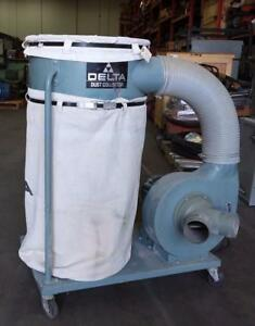 Delta 20-850 Dust Collector