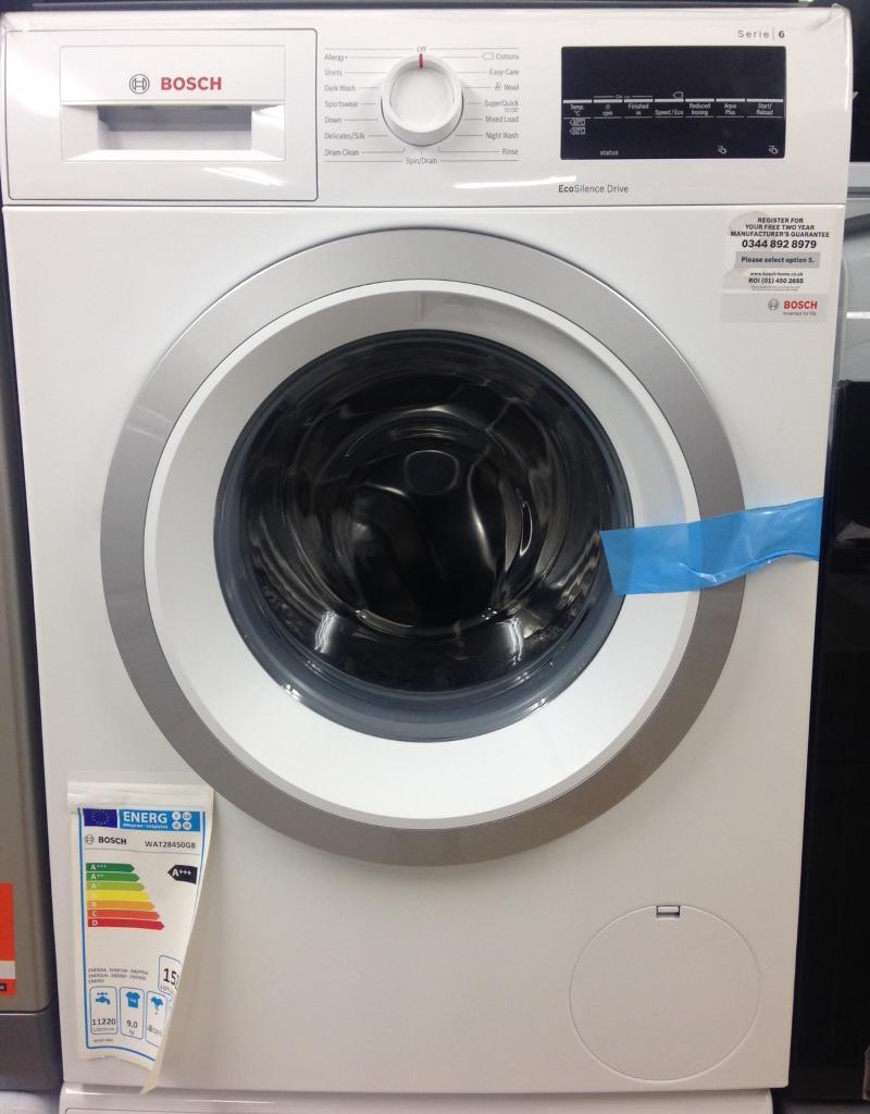 ***NEW Bosch 9kg 1400 spin washing machine for SALE with 2 years guarantee***
