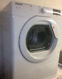 Hoover Tumble Dryer 9kg, 6 months warranty