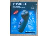 Rotary Chargeable 3-Head Shaver : NEW