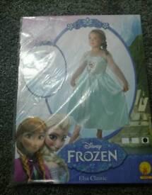 Frozen Elsa fancy dress costume - brand new