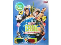 REWE Unsere Erde Deine Abenteuer-Weltreise! Sticker auch Glitzer Rheinland-Pfalz - Mainz Vorschau