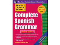 AS NEW. Practice Makes Perfect: Complete Spanish Grammar, 2nd Edition Paperback – 2011