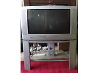 Used Philips CRT Television 28 inch