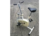 Cheap Exercise Bike FREE DELIVERY Gym Train Cross Trainer Weight Loss Rower Machine Cycle