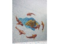 Exclusive mosaic tiles, for swimming pools...