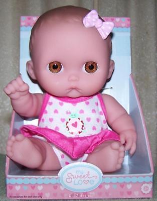 My Sweet Love Lil' Cutesies MIMI Brown Eyes Baby Doll New