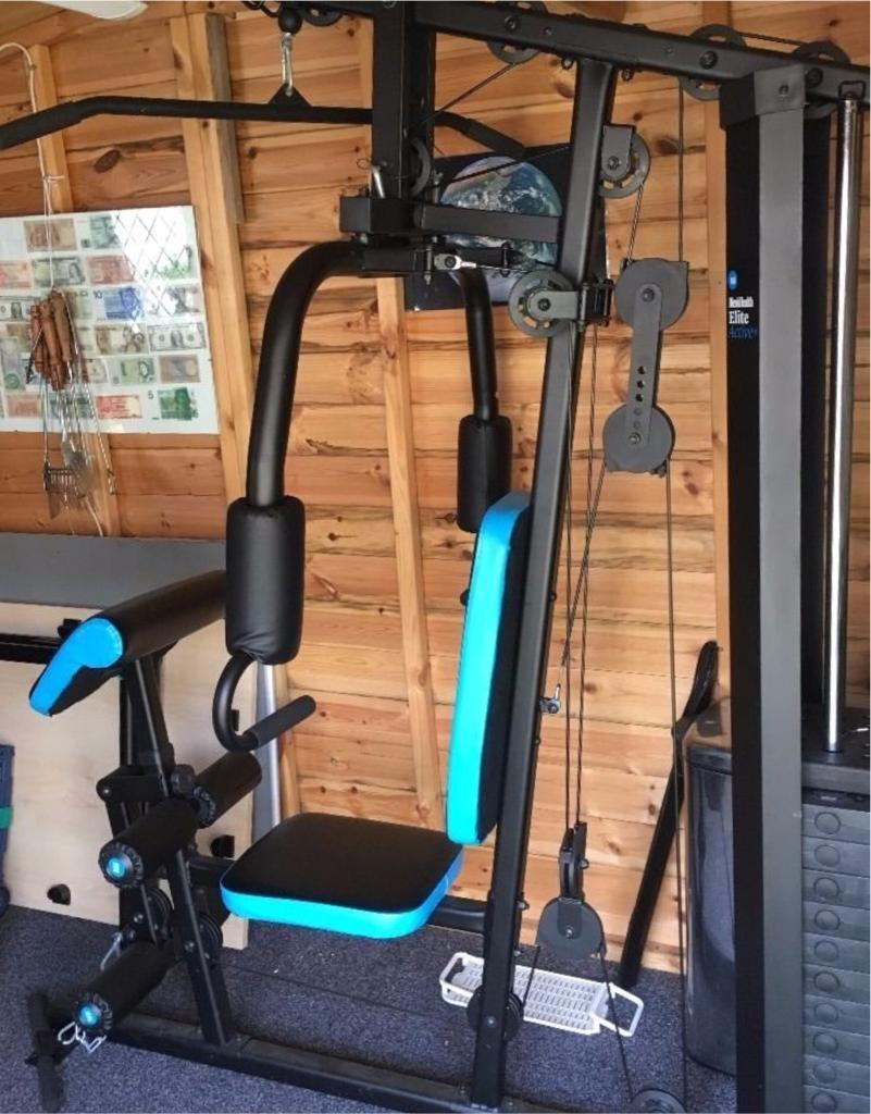Men's health multi gym excellent condition