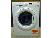 1 Year Old Hotpoint Extra 8kg-1400spin-A++ Washing Machine