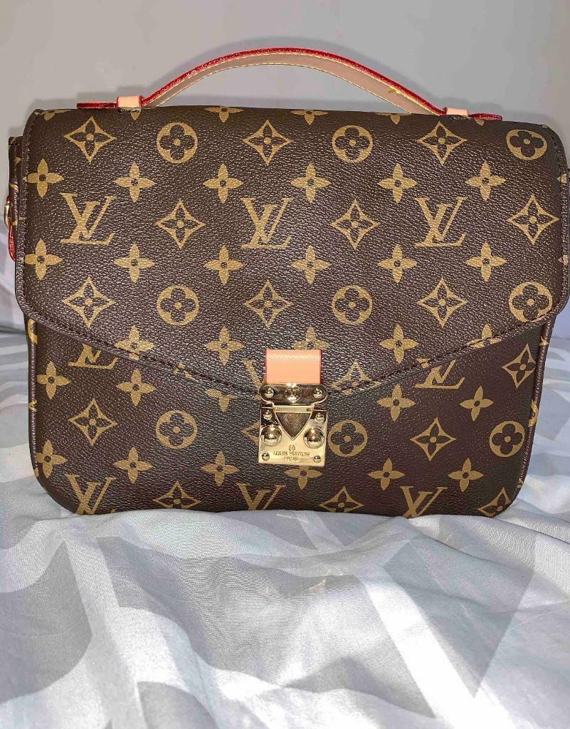 e96db3970 Louis Vuitton Monogram Canvas Pochette Metis Shoulder Bag | in ...